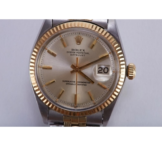Revere AuctionsRolex Oyster Perpetual Datejust Men s Watch