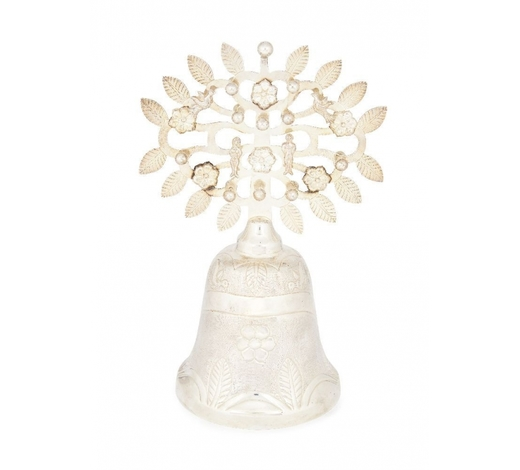 RoseberysA Mexican silver tree of life bell by Los Ballesteros
