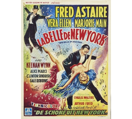 RoseberysFred Astaire