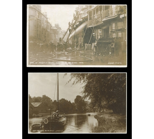 TooveysA collection of 22 photographic postcards published by Judges