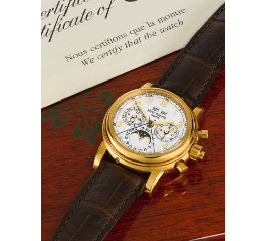 Sotheby's EnglandPatek Philippe | • cal. 27-70 Q manual winding movement stamped with theGeneva Seal