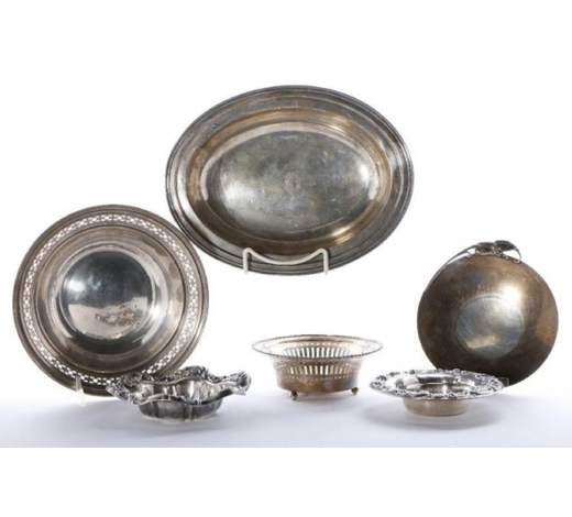 Turner Auctions and Appraisals LLCSTERLING SILVER