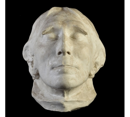 DreweattsAfter Sir George Alexander, a plaster cast of the death mask of Sir Henry Irving