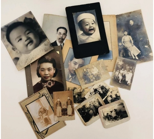 Affinity AntiqueGroup of Old Chinese Photography