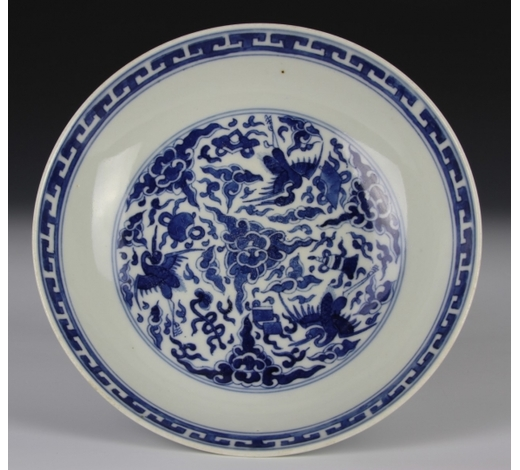 Cloudswood AuctionChinese Blue and White Bowl