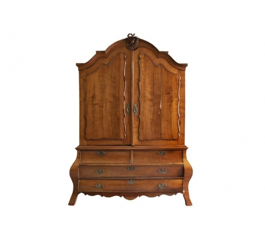 DVClate 18th Cent. Dutch cabinet in cherrywood