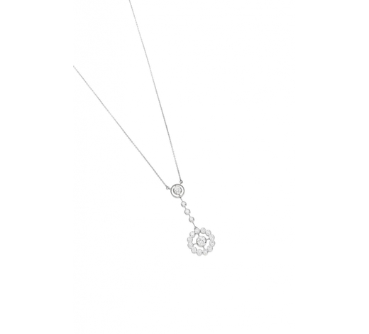 Bonhams SydneyA diamond pendant necklace