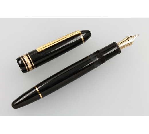 Henry'sMONTBLANC fountain pen