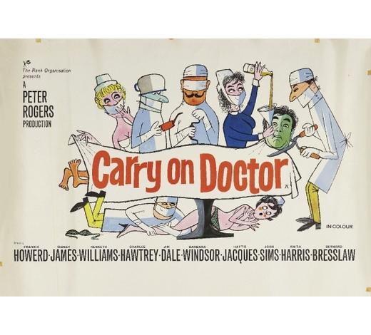 RoseberysCarry on Doctor