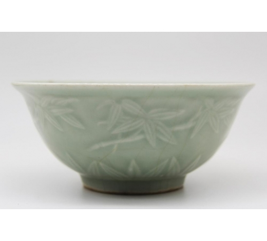 Galaxy Auction IncA Yue-Type 'Bamboo' Bowl