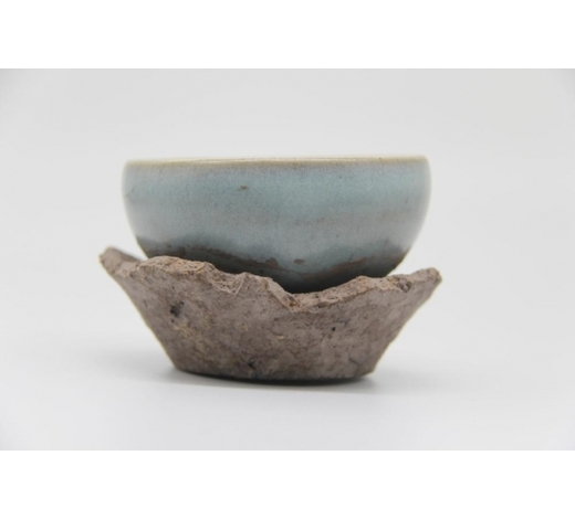 Galaxy Auction IncSong Jun-Type Bowl And Stand