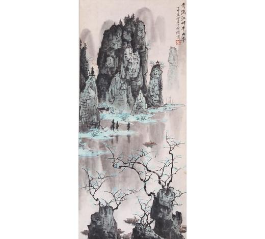 安徽新艺占白雪石 山水