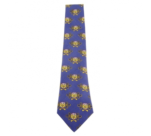 FellowsHERMÈS - a silk tie