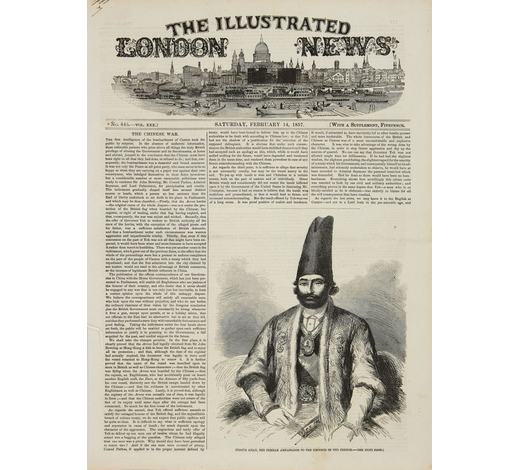 DreweattsAn extensive collection of loose prints and newspaper extracts from nineteenth-century English and F