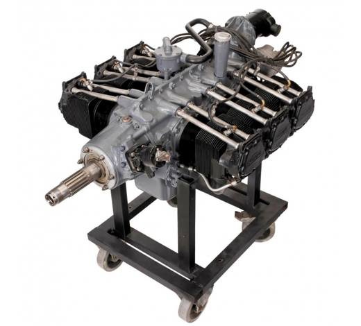 Auction Team BrekerLycoming Aviation Engine, 1954-78