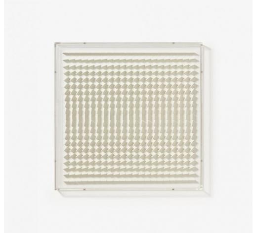 Van Ham Fine Art AuctionsBöhm, Hartmut<br> 1938 Kassel<br><br>Quadratrelief 113 (From: